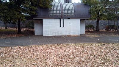 八王子市の蓮生寺公園トイレ