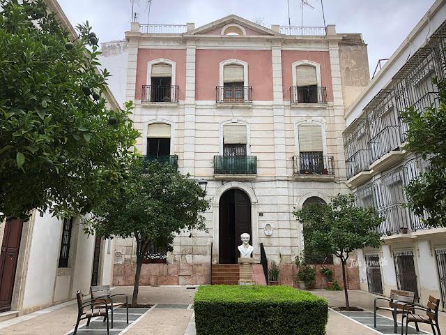 Casa de Federico García Lorca