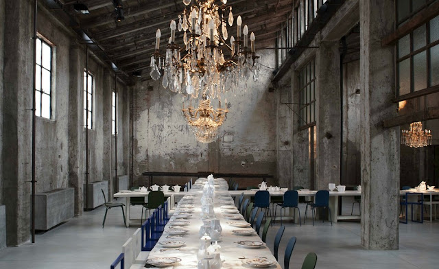 Designer Restaurants To Not Miss By Carlo Cracco 1