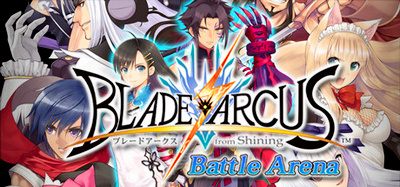 D fighting game featuring characters from Shining Blade and Shining Hearts BLADE ARCUS from Shining Battle Arena-CODEX