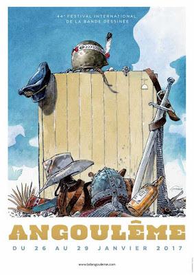 44eme FIBD d'Angoulême 2017
