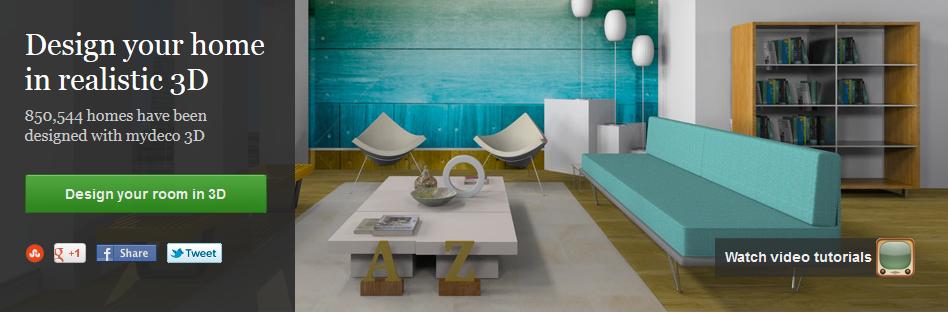 My deco 3d creare arredamenti per la tua casa for Creare casa in 3d
