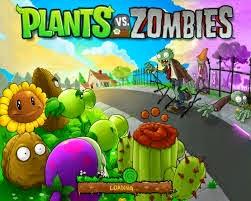 zombi contro piante