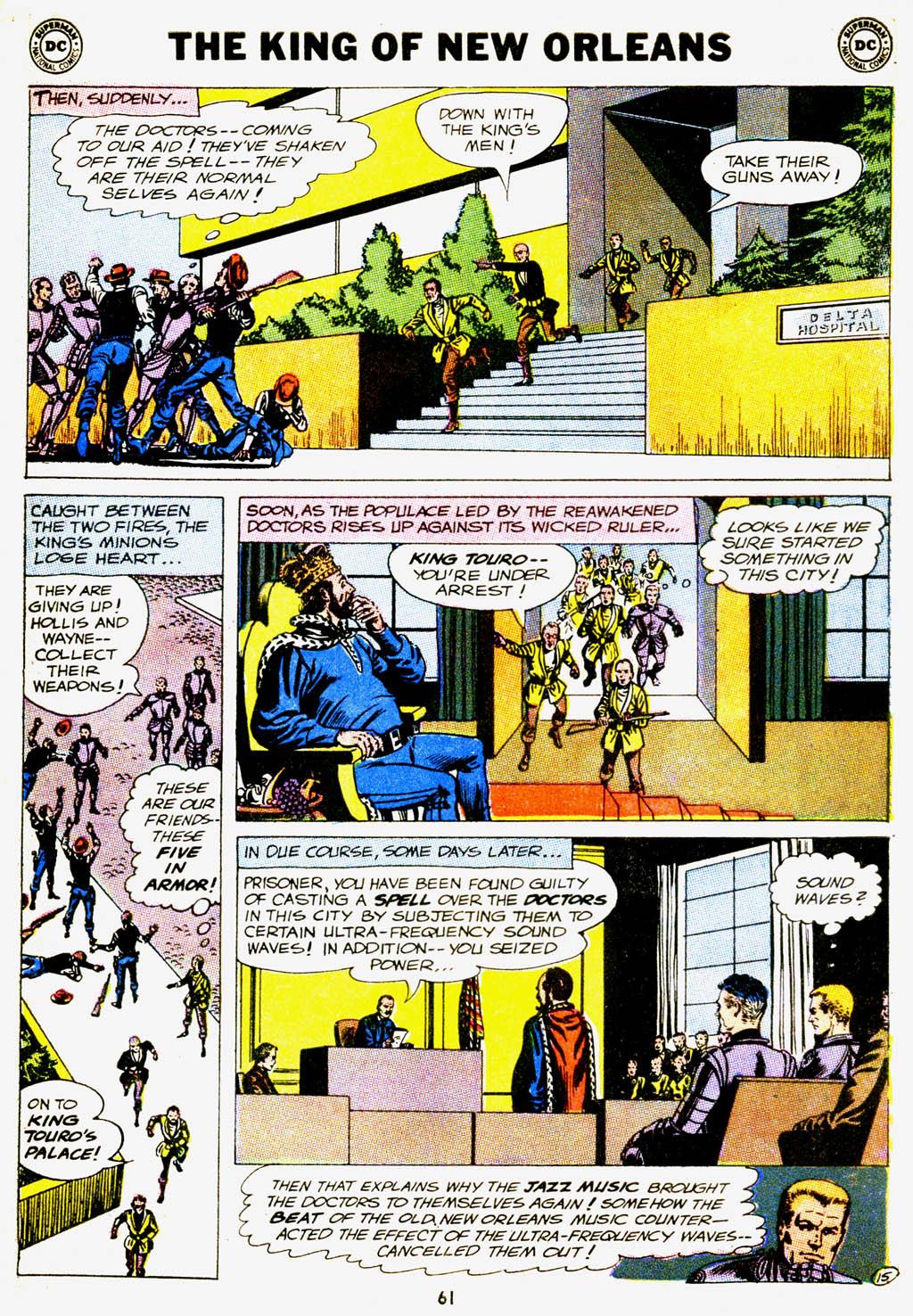 Strange Adventures (1950) issue 227 - Page 62