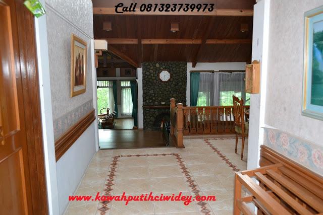 Booking villa di area wisata kawah putih dari ngawi