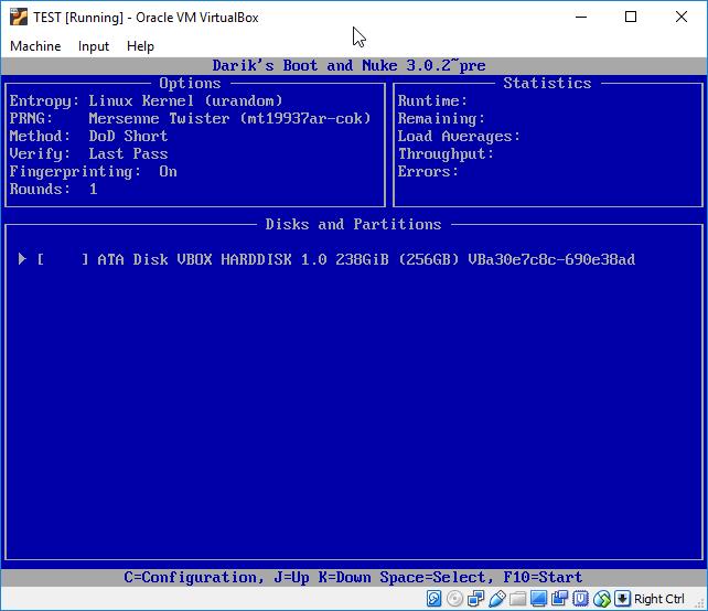 RMPrepUSB, Easy2Boot and USB booting: Adding DBAN with UEFI