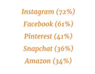 Percentage of Social Media Budget