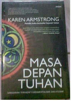 Masa Depan Tuhan Karangan Karen Amstrong