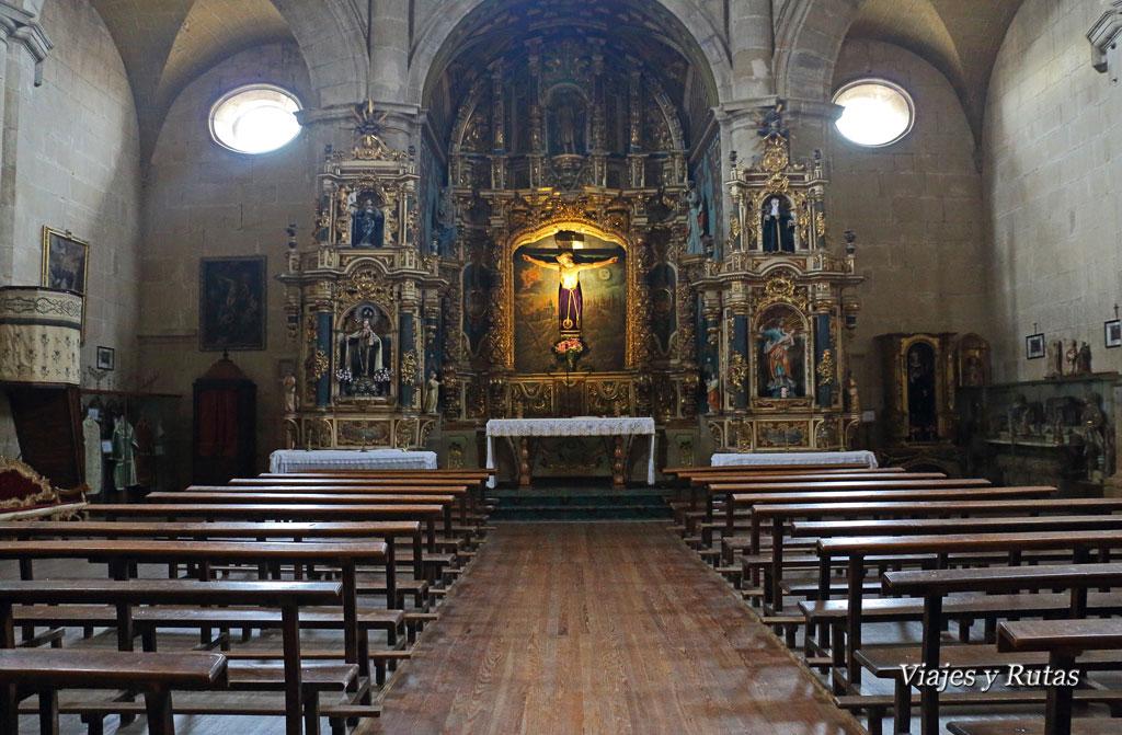 Ermita Santo Cristo de los remedios, Briones