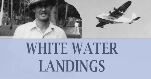 A Goodreads Giveaway for WHITE WATER LANDINGS