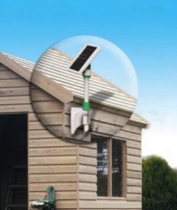 Cara memasang solar panel - panel surya