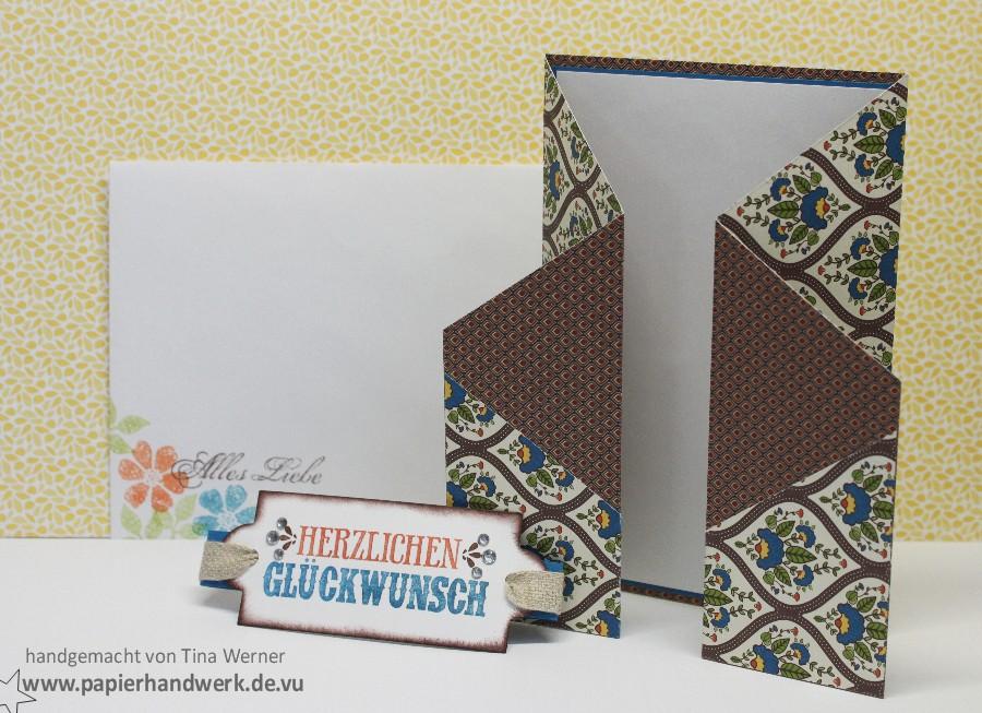 Papierhandwerk Vip Donnerstag Kostenlose Anleitung Diagonal