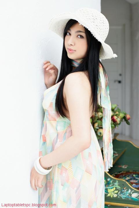 Vidya 3d Name Wallpaper Hot Celebrity And Model Saori Hara Japanese Gravure Idol