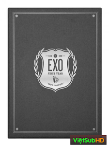 DVD EXO*s First Box
