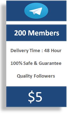 buy 200 telegram members, buy real telegram members