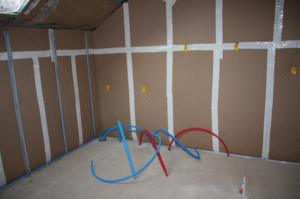 autoconstruction de notre maison  mars 2011