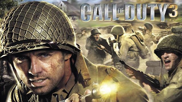 تحميل لعبة كول اوف ديوتي call of duty 3 كاملة للكمبيوتر برابط واحد مباشر من ميديا فاير مضغوطة