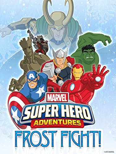 Marvel Super Hero Adventures Frost