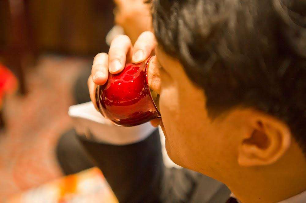 文定儀式流程新娘奉茶