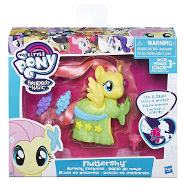 MLP Runway Fashion Fluttershy Brushable Pony