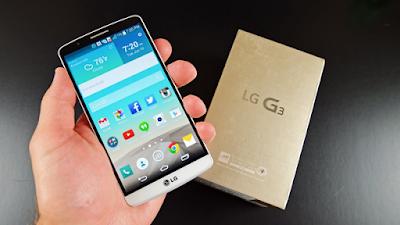 Thay mat kinh dien thoai LG G3
