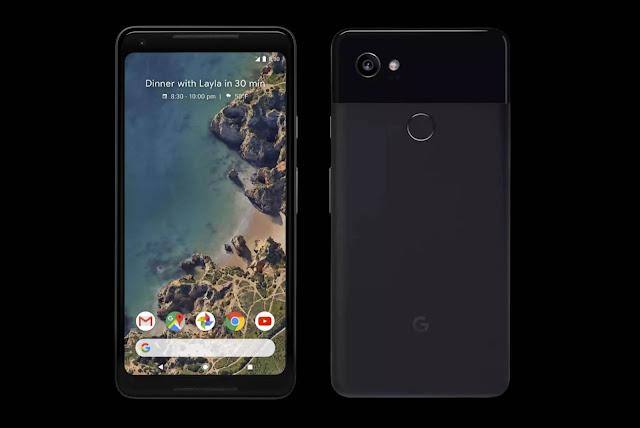 Inilah Penampilan Dari Google Pixel 2 dan Pixel 2 XL