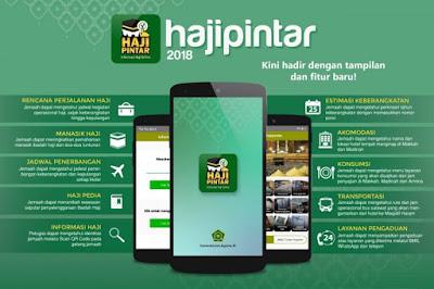 Baru Rilis ! Pemerintah Luncurkan Aplikasi Keren Untuk Jama'ah Haji