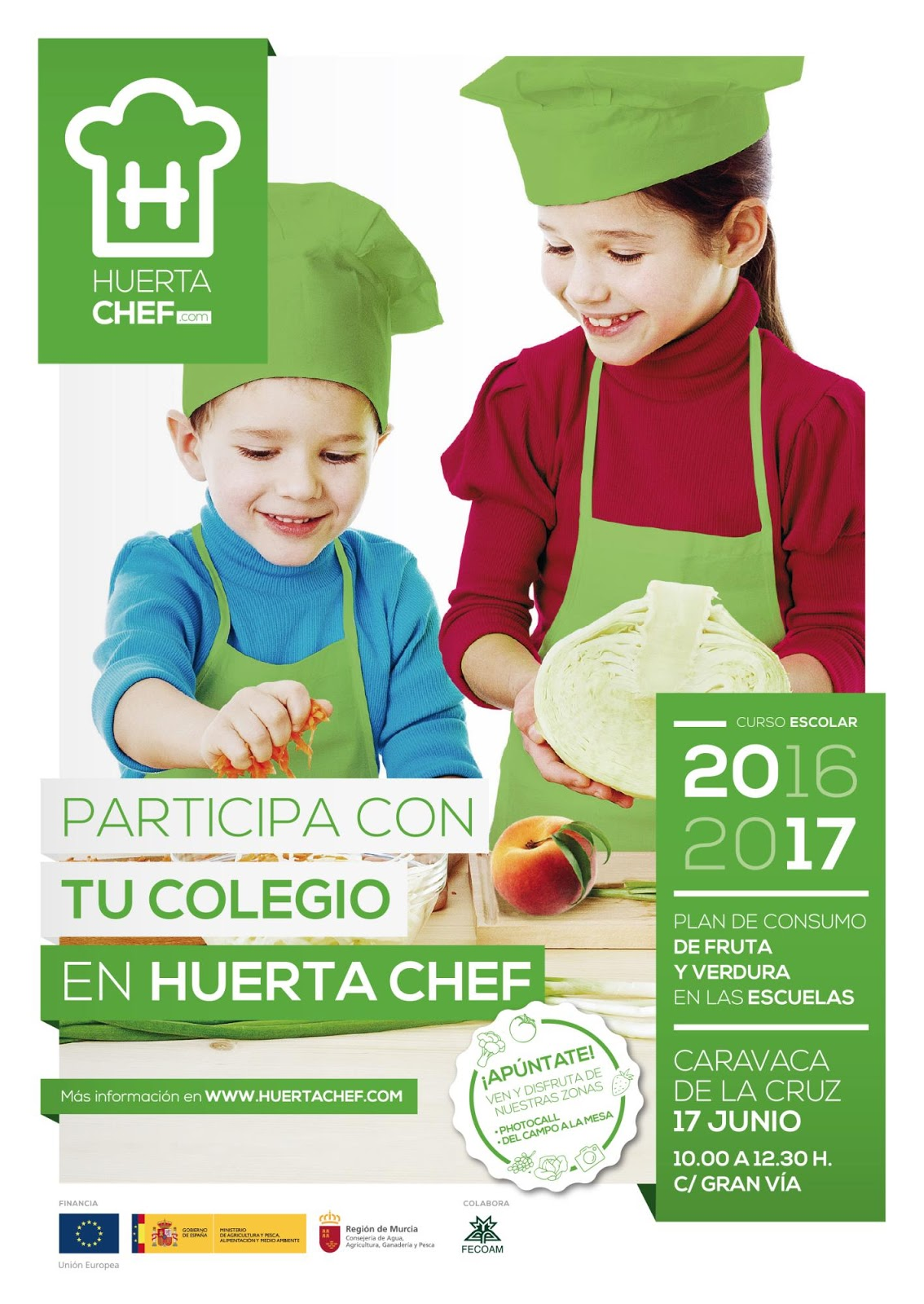 Resultado de imagen de huerta chef murcia 2017