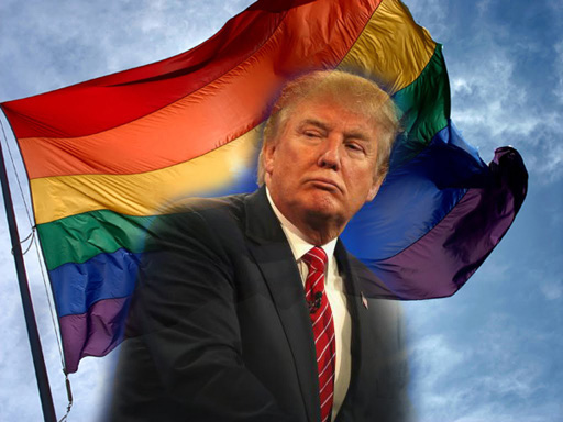 Chris Johnson at the Washington Blade reports that Donald Trump will oppose the Equality Act, set for a vote in the full House of Representatives this Friday.