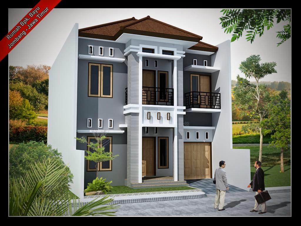 65 Desain Rumah Minimalis  Yang Mewah Desain Rumah