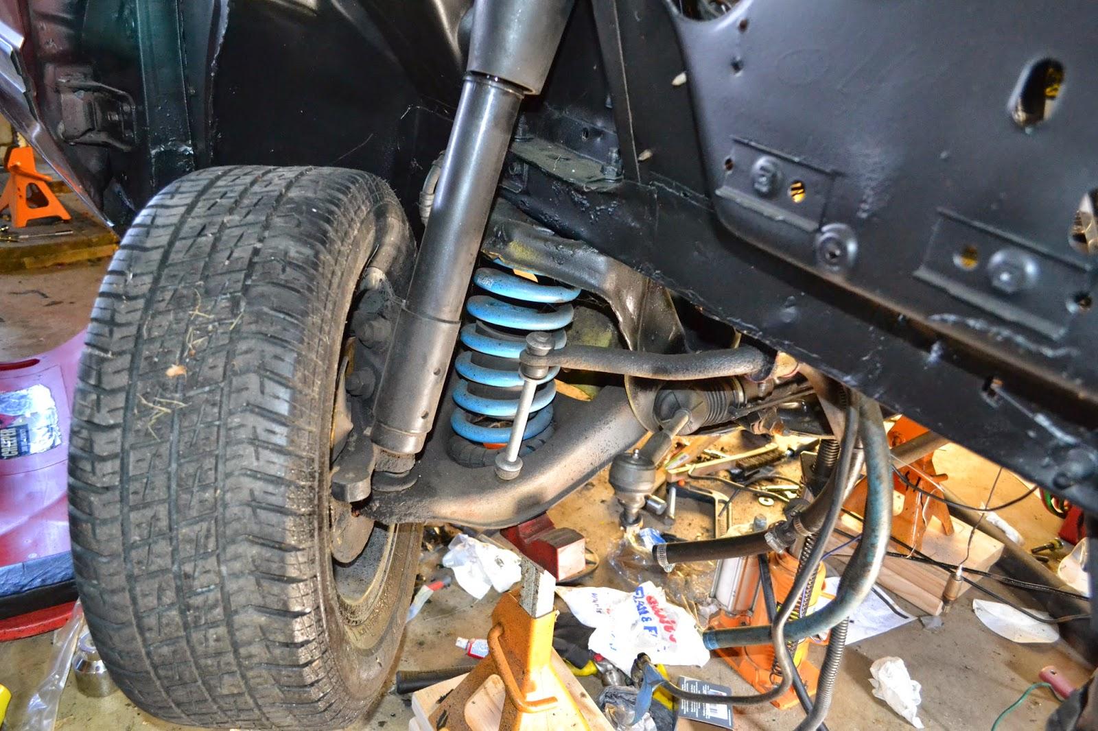 Fox Body Mustang Restoration 02 22 15