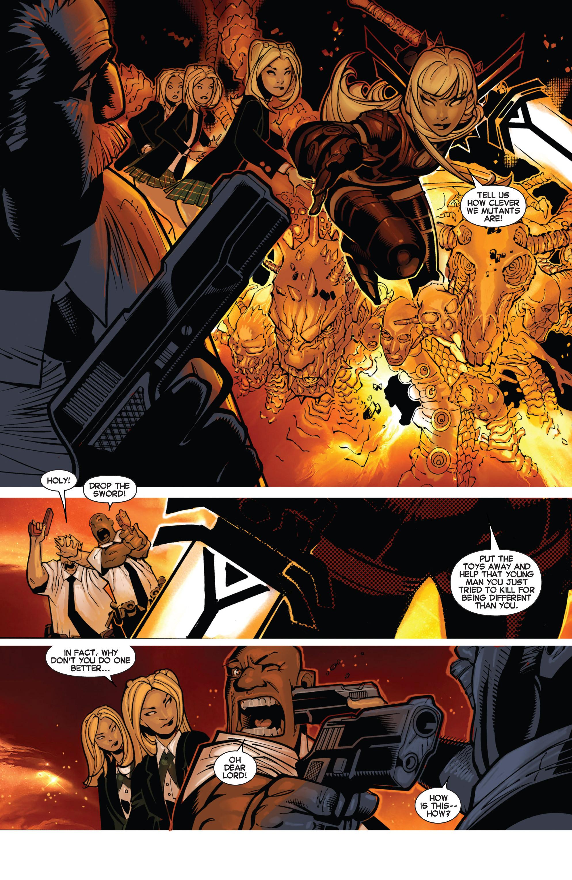 Read online Uncanny X-Men (2013) comic -  Issue # _TPB 2 - Broken - 50
