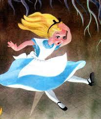 Come Alice nel Paese delle Meraviglie