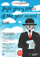 Foyle Young Poets of the Year Award 2016