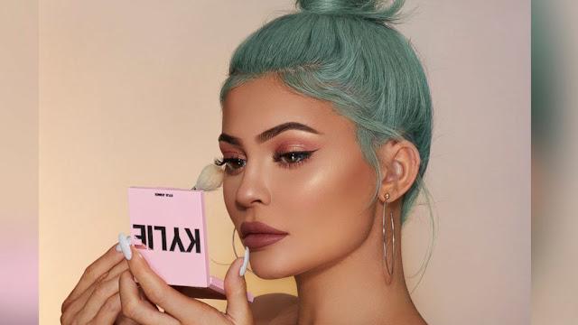 Kylie Jenner dan sumber pemasukan utamanya Kyllie Cosmetic