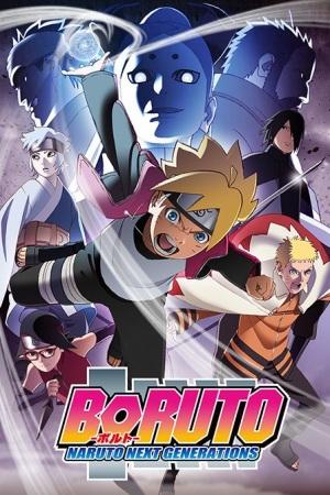 Review Anime Boruto Naruto Next Generations