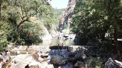 Fragas de São simão - Praia Fluvial Portugal