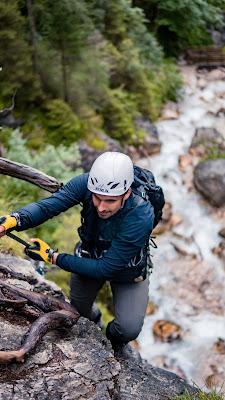 Silberkarklamm Rundweg Wilde Wasser und Klettersteige  Ramsau am Dachstein   Hias-Klettersteig  Siega-Klettersteig 07