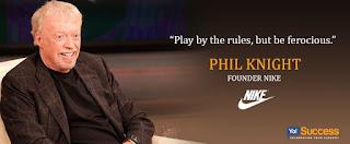 Kisah Sukses Phil Knight, Perjalanan Membangun Brand Olahraga Nike