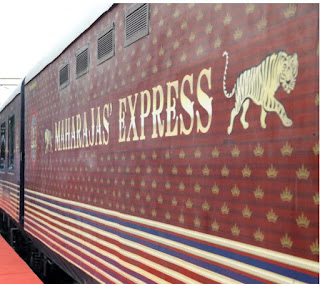 Route details of Maharajas' Express