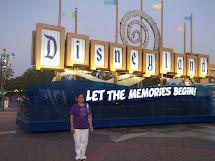 Debbie' Crafting Corner Disneyland