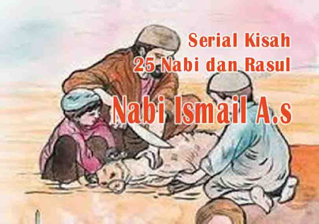 Nabi Ismail as