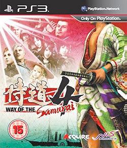 Download Way of the Samurai 4 Full Version PC Free