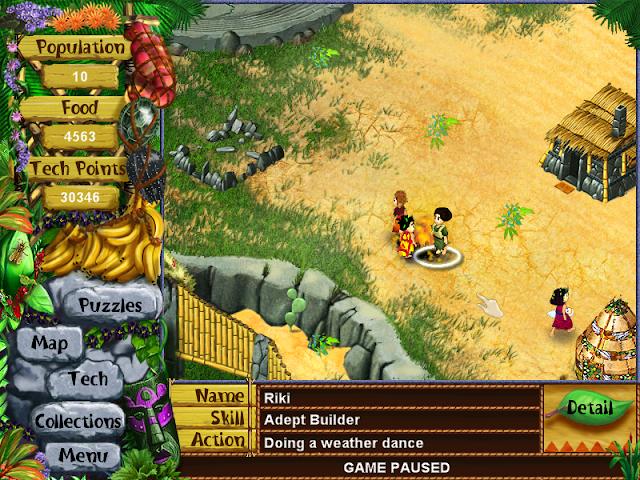 Cara Menyelesaikan Semua Puzzle Virtual Villagers 3: The Secret City