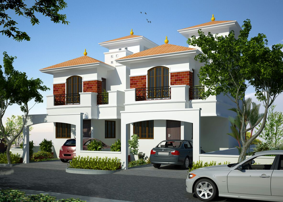 Chennai real estate amazze homes for Individual house models in chennai