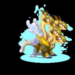 Sommo Drago Celestiale (Giovani)