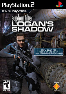 Syphon Filter Logans Shadow NTCS PS2
