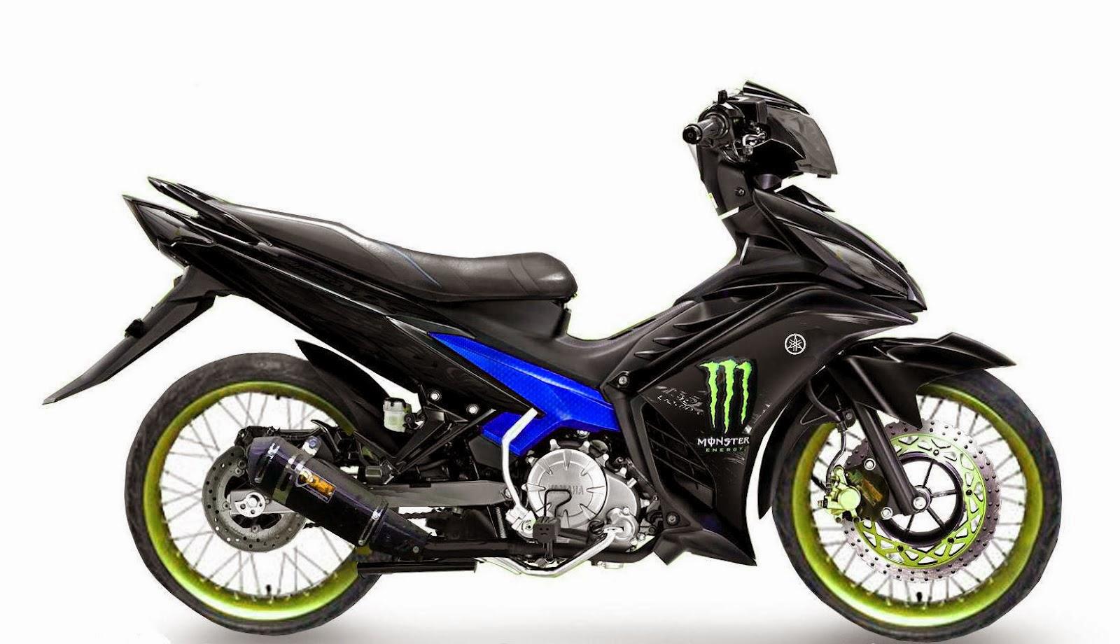Biaya Modifikasi Motor Honda Supra X 125 Terbaik Dan Terupdate