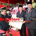 Di HUT Provinsi Sulut Ke – 53, Mantiri Terima Penghargaan Penilaian LPPD Dari Gubernur Sulut