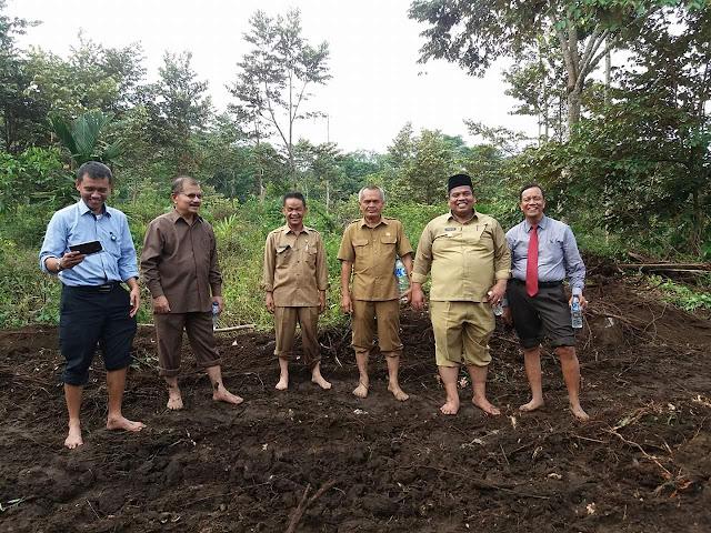 Kawasan Tarok Kapalo Hilalang, Mimpi Ali Mukhni Untuk Kabupaten Pendidikan